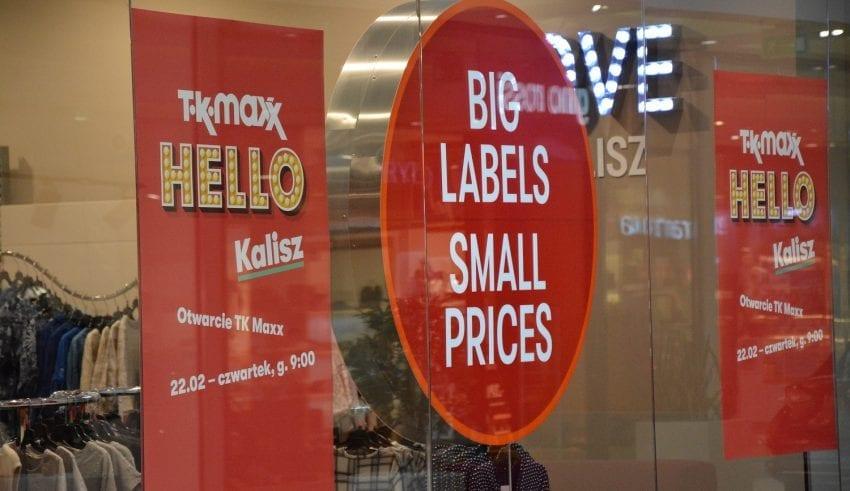 6e0189c608 HELLO KALISZ! Wielkie otwarcie pierwszego sklepu TK MAXX w Kaliszu ...